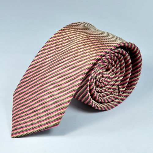 RED LINING TIE