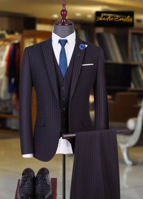 Limited Edition Kings Suit with Single Button Jacket